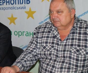 Помер колишній заступник мера Тернополя (ФОТО)