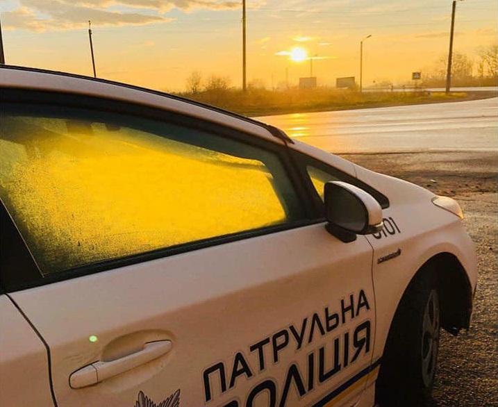 На Тернопільщині за два дні патрульні зупинили двісті порушників