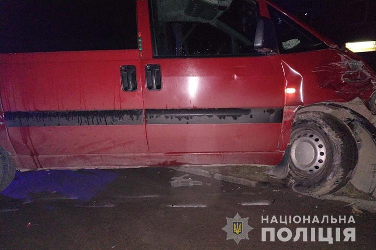 На Тернопільщині через п'яного водія трапилася масштабна аварія (ФОТО)
