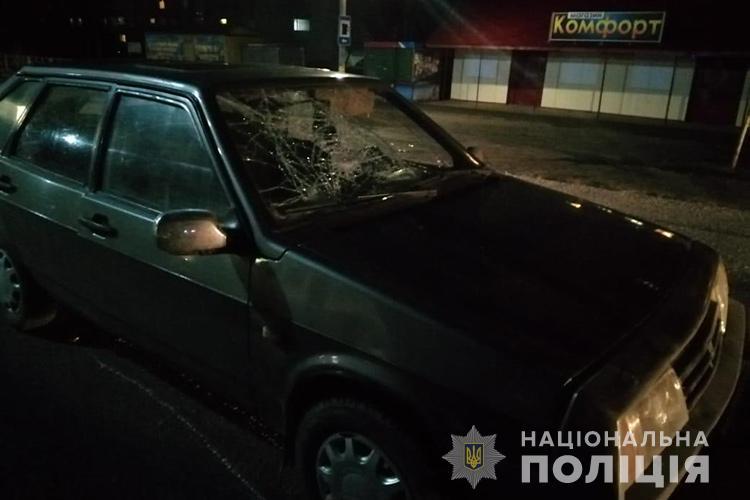 ДТП на Тернопільщині: водій збив жінку на пішохідному (ФОТО)