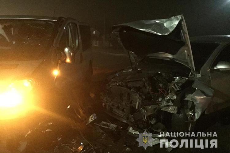 Туман наробив біди: поблизу Тернополя у ДТП травмувалися люди (ФОТО)