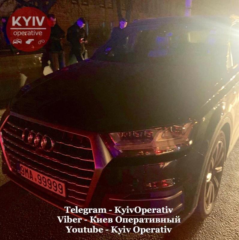 У Києві затримали нетверезого екс-заступника прокурора Тернопільщини (ФОТО)