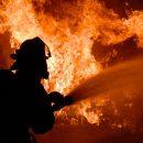 Пожежа на Тернопільщині: врятували п'яного господара