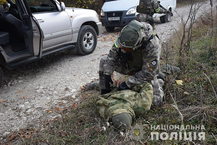 Антитерористичні тактико-спеціальні навчання відбулися на Тернопільщині (ФОТО, ВІДЕО)