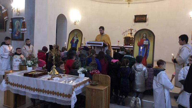 У Кутківцях відбулися веселі канікули з Богом (ФОТО)
