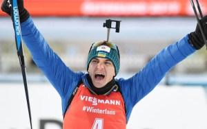 Підручний виграв передсезонну гонку у Швеції