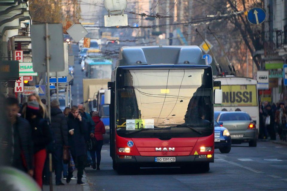 Розбудовуємо у Тернополі європейську транспортну систему