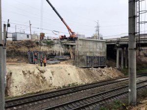 Продовжується реконструкція Гаївського мосту