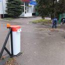 У Тернополі демонтували обмежувач руху (ФОТО)