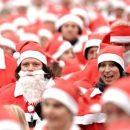 У Тернополі влаштують забіг Санта-Клаусів