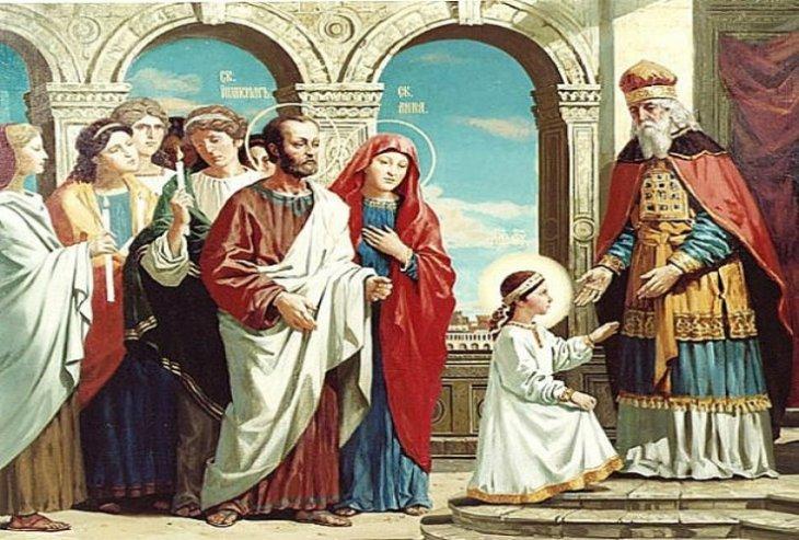Введення у храм Пресвятої Богородиці: прикмети та що не можна робити в цей день