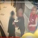 З'явилися кадри затримання чоловіка, який погрожував зброєю охоронцю тернопільського магазину (ВІДЕО)