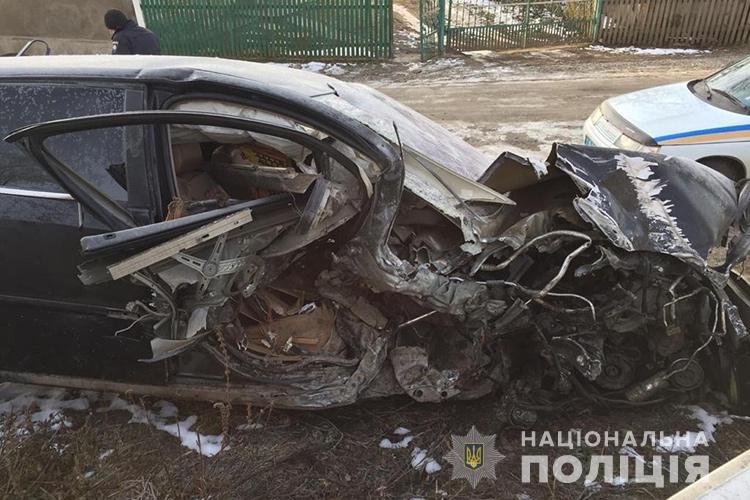 На Тернопільщині у лікарні після ДТП помер чоловік (ФОТО)