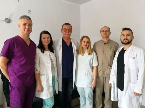 У Тернополі провели унікальну операцію на аорті