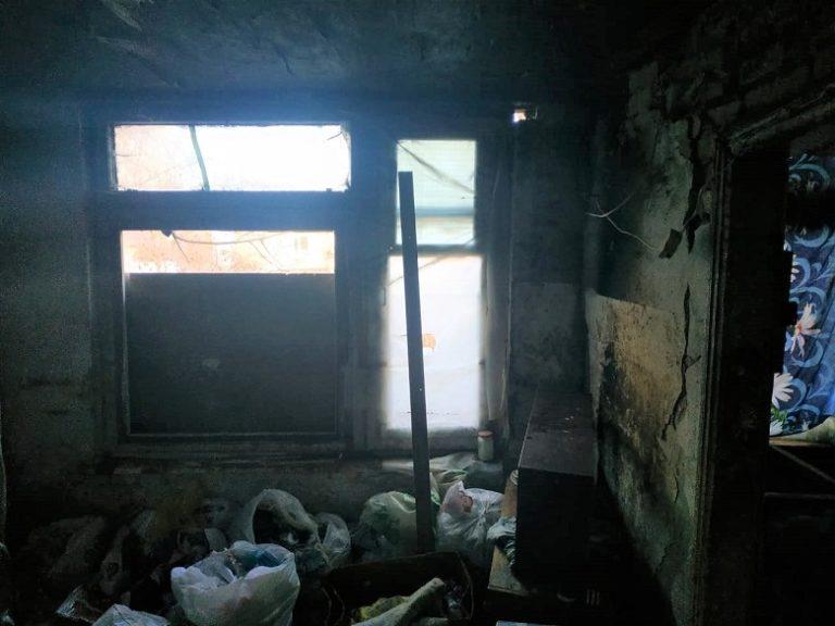 У Києві в жахливих умовах проживає сім'я з Тернопільщини (ФОТО)