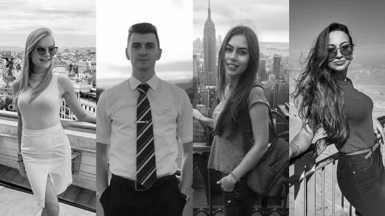 """""""Вони йдуть у небо"""": опубліковано світлини членів екіпажу, які загинули в авіакатастрофі під Тегераном (ФОТО)"""