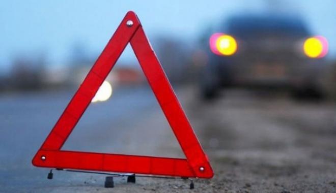 """У Тернополі на проспекті Злуки водій на """"Тойоті"""" збив жінку"""