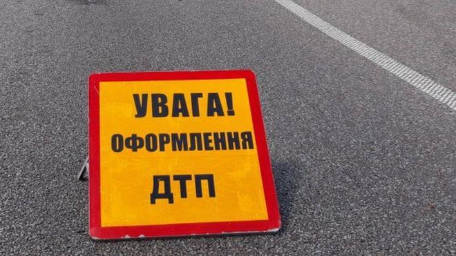 На Тернопільщині перекинувся Mercedes. Є травмовані