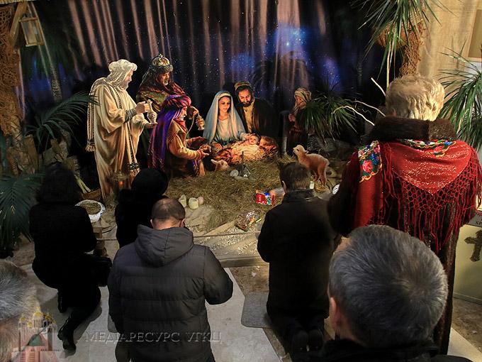 Різдво – це джерело перемоги над страхами сучасної людини перед майбутнім і невідомим