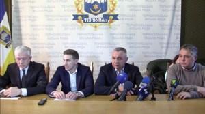 У Тернополі сформовано оперативний штаб щодо недопущення епідемії грипу та ГРВІ