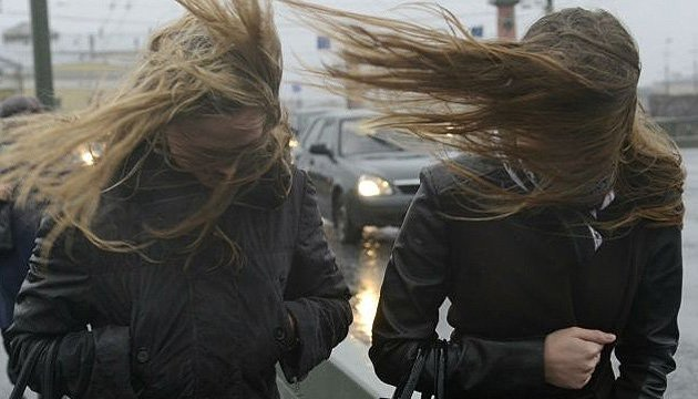 На Тернопільщині перший рівень небезпечності: сильні пориви вітру