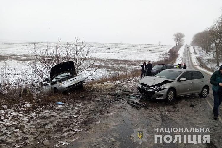У поліції розповіли подробиці ДТП на Тернопільщині, де загинув прокурор (ФОТО)