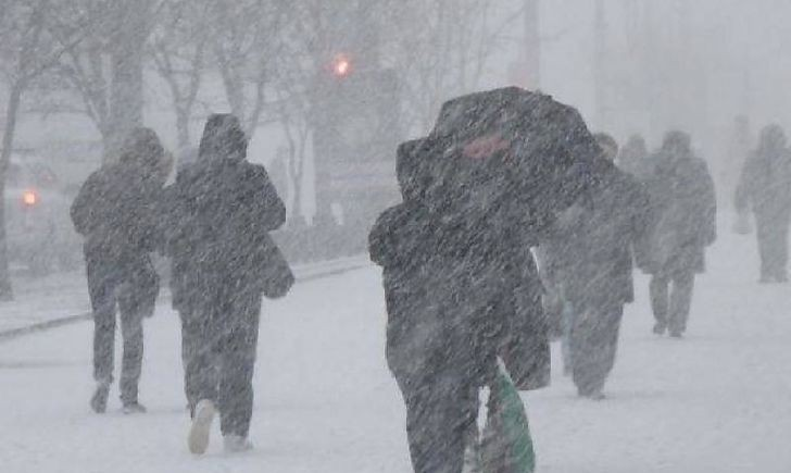 Увага! Протягом 4-6 лютого будуть ускладненні погодні умови