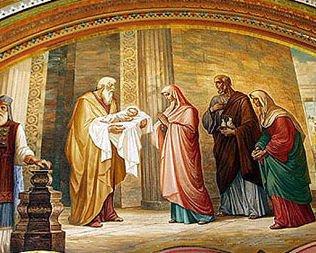 15 лютого – Стрітення Господнє: історія свята, традиції, прикмети