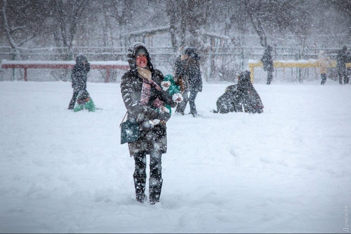Сніг до 40 см та хуртовини: в Україні оголосили штормове попередження