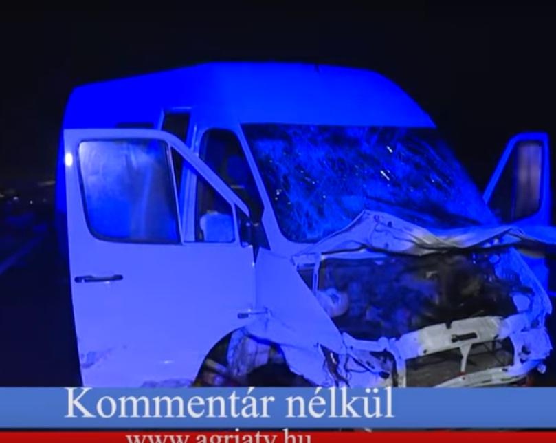 В Угорщині автобус з українцями потрапив у смертельну аварію (ВІДЕО)