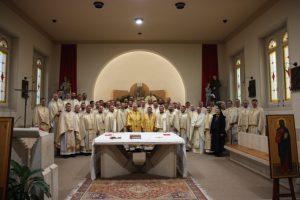 Тернопільський єпископ провів реколекції в Італії