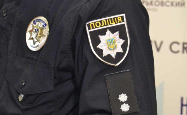Тернополянин ударив поліцейського в голову