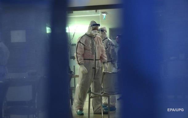 В Україні у чоловіка виявили коронавірус