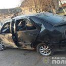 Автомобіль перекинувся: на Тернопільщині трапилася аварія з потерпілими (ФОТО)