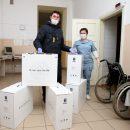 У Тернополі невідомий купив обладнання для лікарні (ФОТО)