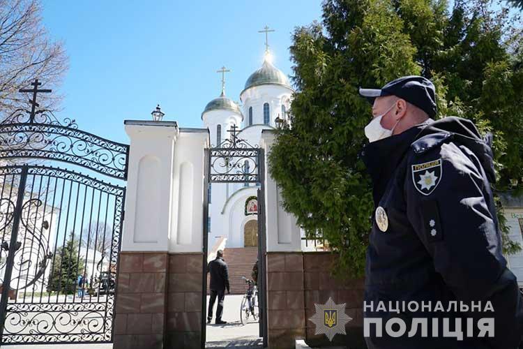 Провідна неділя на Тернопільщині пройшла без порушень