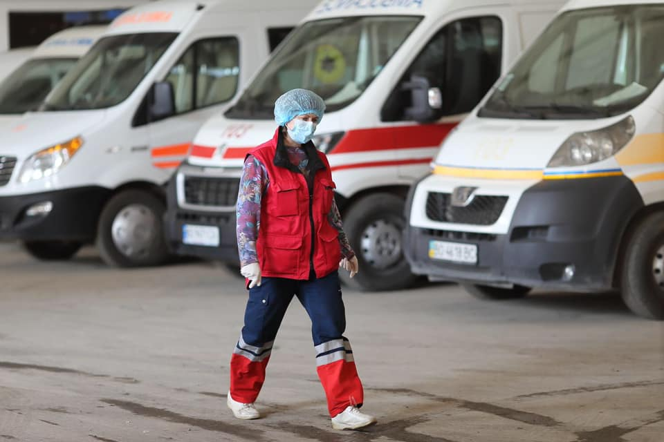 Сергій Надал: «Подякуємо тим, хто на передовій боротьби з епідемією»