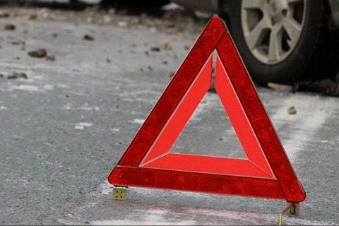 На Тернопільщині ДТП з потерпілими: не розминулися ВАЗ та Volkswagen