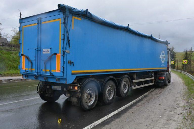 Четверо загиблих на Львівщині: водій з Тернопільщини вантажівкою в'їхав у мікроавтобус (ФОТО)