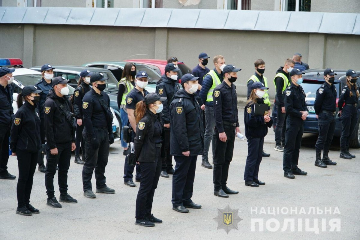 На Тернопільщині склали 111 адміністративних протоколів за порушення карантинних правил