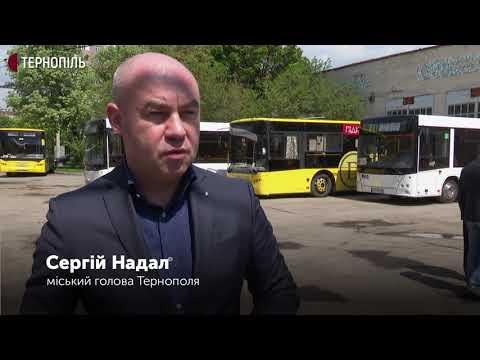 У Тернополі з 25 травня можуть запустити громадський транспорт