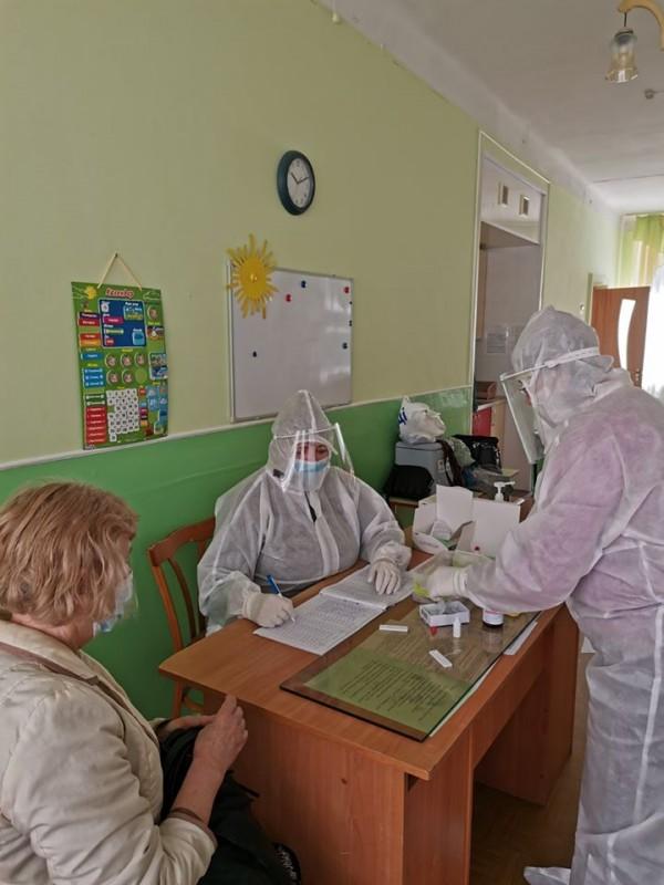 У Тернополі уже протестували 824 працівники дитсадочків: результати