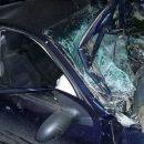 На Тернопільщині зіткнулися дві автівки: від удару потерпілого заблокувало в автівці (ФОТО)