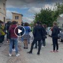 У Тернополі протестують учні автошколи, бо не можуть отримати водійські посвідчення (ВІДЕО)