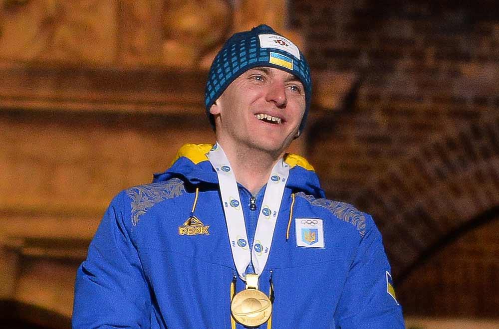 Відомий біатлоніст з Тернопільщини Дмитро Підручний визнаний найкращим спортсменом 2019 року
