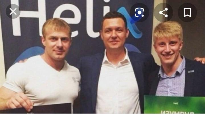 """Відомий тернополянин, один з організаторів фінансової піраміди """"Хелікс"""", зібрався боротися з корупцією (ФОТО)"""