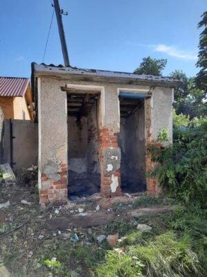 На Тернопільщині під час демонтажу туалету у музеї виявили давні єврейські надгробки (ФОТО)