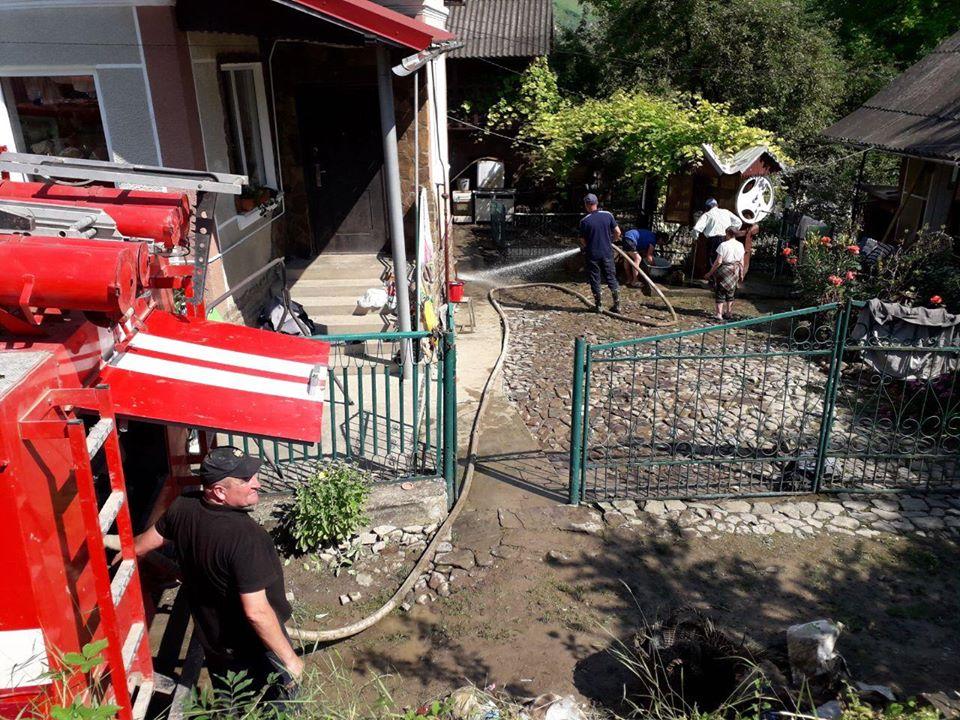 Яка зараз ситуація на Тернопільщині в населених пунктах басейну річки Дністер
