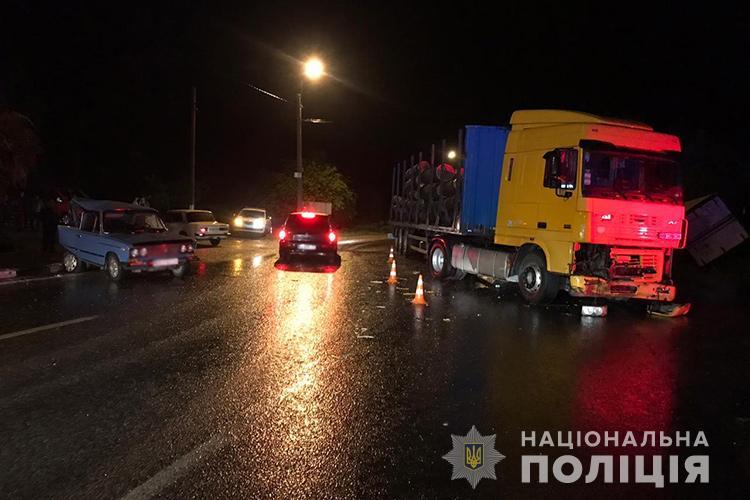 На Тернопільщині злива наробила біди: через негоду трапилася смертельна аварія (ФОТО)
