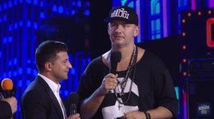 З нагоди Дня Конституції Зеленський нагородив державними нагородами співаків та артистів
